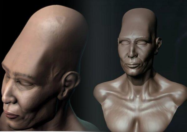 Детёныш пришельца найден в Перу. Учёные воссоздали облик инопланетян по древнему черепу