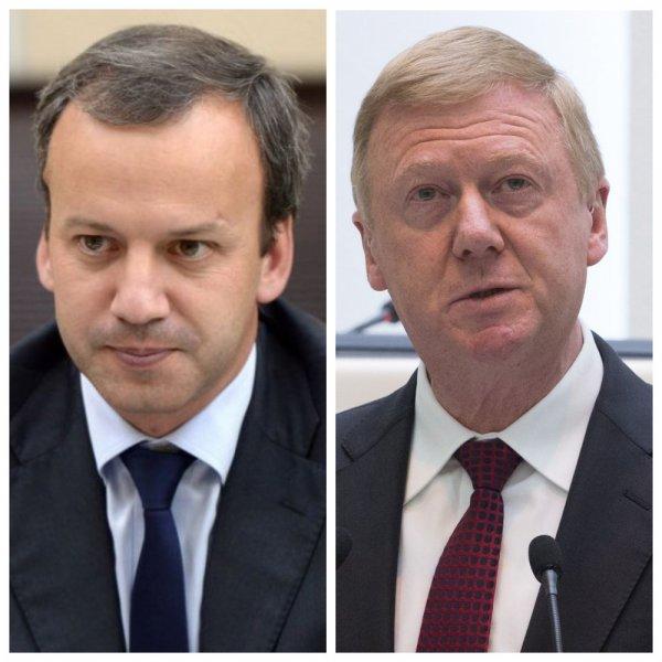 В Роснано дали опровержение по раскрытию личных данных Дворковича и Чубайса