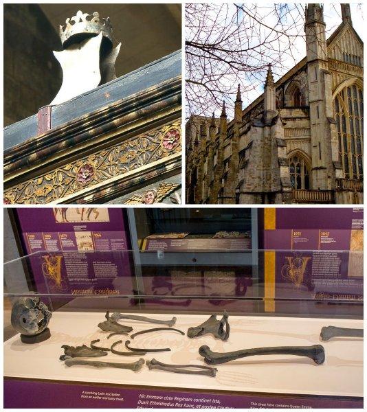 Царские кости: В сундуках Винчестерского собора нашли останки королевы Нормандии