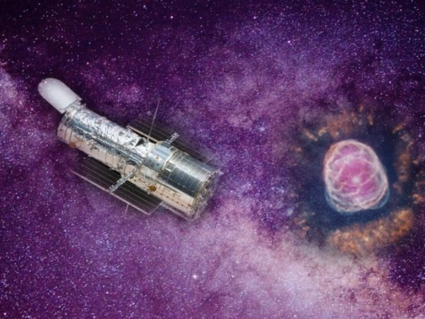 Российские учёные найдут тёмную материю