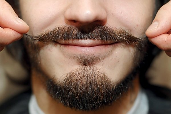 Усы снижают риск развития рака
