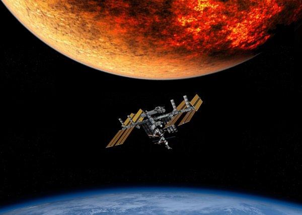Избежать столкновения с Нибиру: МКС меняет траекторию полёта на 4.5 км - уфолог