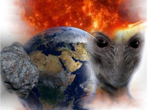 «Алмазная угроза»: инопланетяне направили на Землю опасное небесное тело