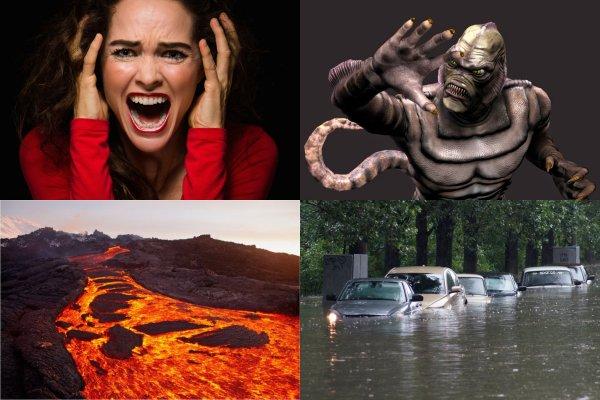 Не оставят шансов выжить - Пришельцы разбудили самый большой вулкан Земли