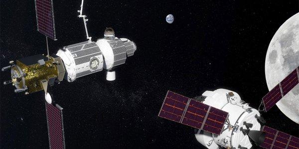NASA начало строительство станции Lunar Gateway