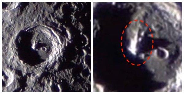 Космический боулинг: Нибиру уничтожила Луну карликовой планетой