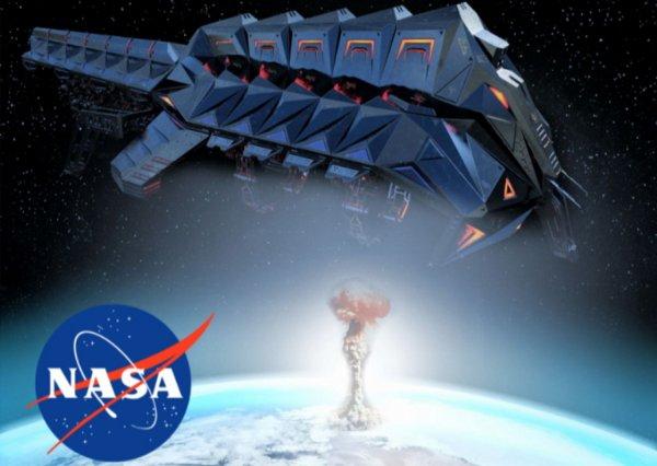 Разобьют пришельцев в космосе: NASA с частными компаниями создаёт космический флот