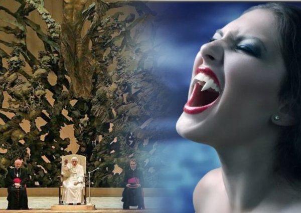 Ватикан скрывает правду? Мёртвая девушка в больнице оказалась вампиром