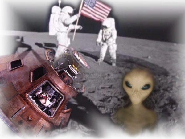 Невыносимая тайна: Директор NASA уходит с поста из-за инопланетян