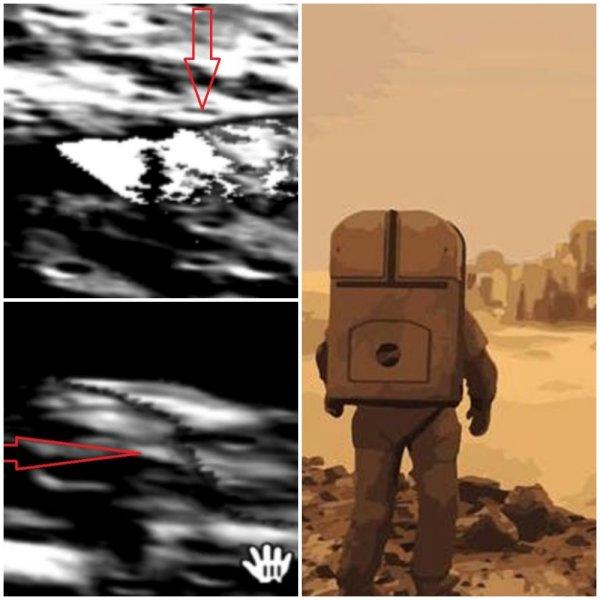 Прародители землян? На планете Церера найдены здания, созданные людьми