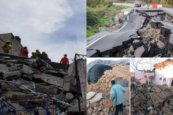 Черное море может взорваться: Извержение Этны запустило в Европе цепь землетрясений