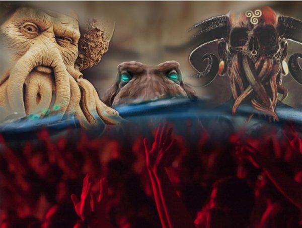 Фильм «Щупальца» реален: Подопытные осьминоги заменят крыс и уничтожат человека