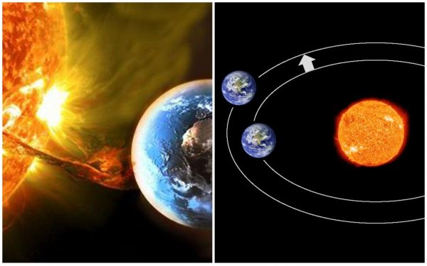 Спастись от Солнца: Землю переместят на другую орбиту