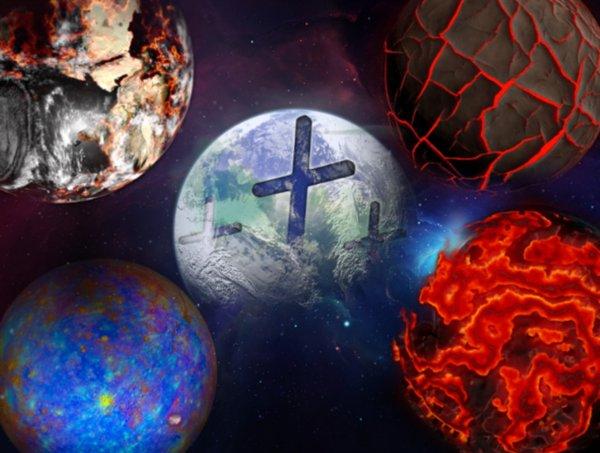 Последняя Троица: 17 июня Землю уничтожит парад «планет-монстров»