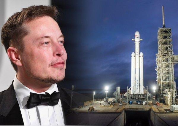 Скоро в путь: SpaceX доставит воду на Марс для колонизаторов