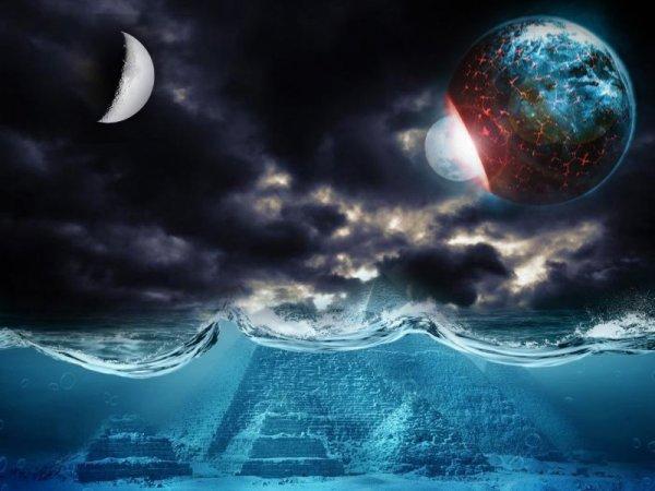 Разгадана тайна Всемирного потопа: Нибиру «утопит» Землю в огне