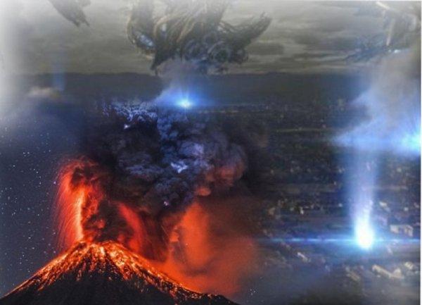 Нибиру против Камчатки: Извержение вулканов запустит Армагеддон на Дальнем Востоке