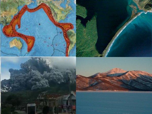 Они взрывают вулканы: На Камчатке обнаружена подводная база пришельцев