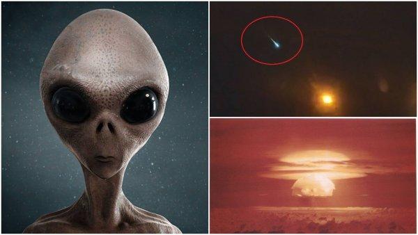 Всё-таки конец настал: Ракеты пришельцев с Нибиру обнаружили по всей планете