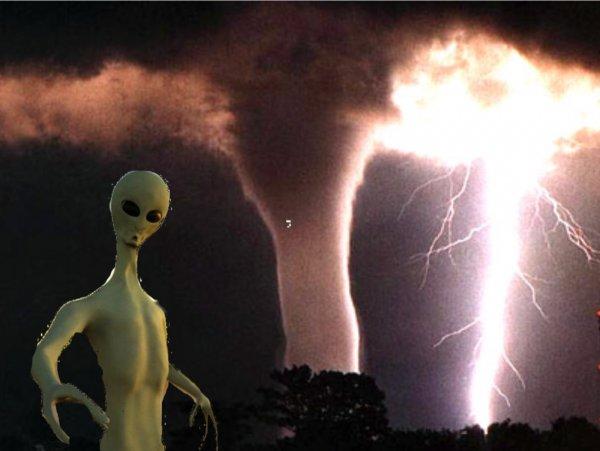 Инопланетяне состоят из песка - уфолог