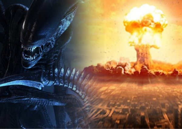 Они несут апокалипсис: В Колумбии найдено тайное логово гигантских пришельцев
