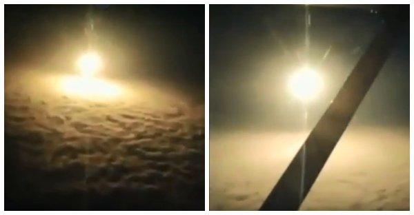 Око Нибиру: Небесный объект напугал лётчиков