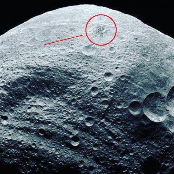 «Космические кочевники»: на астероиде Апофис обнаружено поселение пришельцев