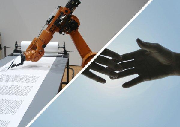 Разработан робот с чувствительными «пальцами»