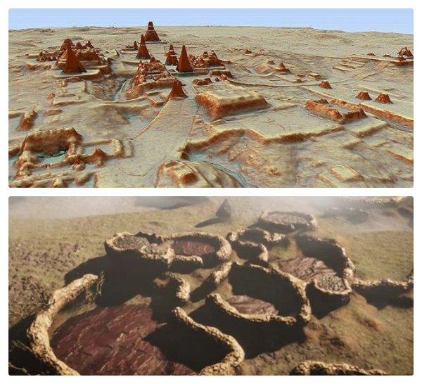 Найдена причина исчезновения древнего мегаполиса