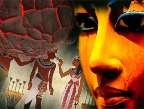 Фейковые иероглифы: Тайное пророчество египтян выдало уровень прогресса Нибиру