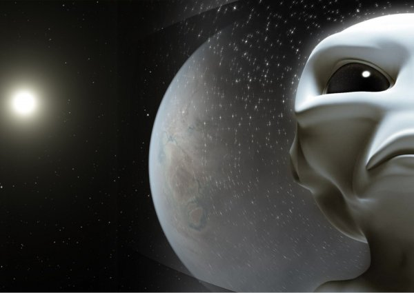 Мы не одни: Учёные обнаружили газ, свидетельствующий об инопланетной жизни