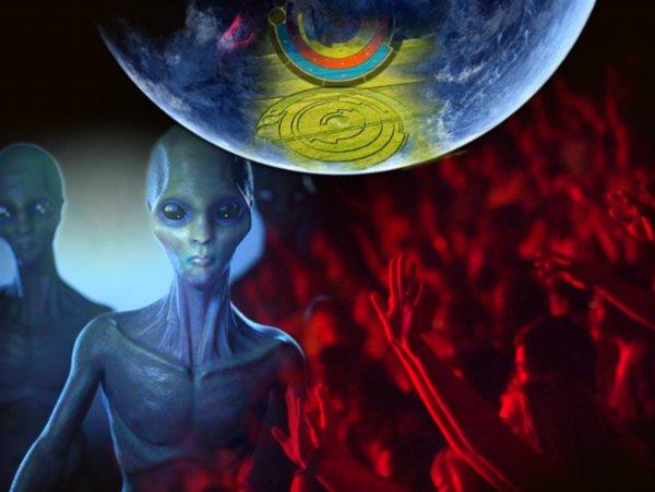 Послание для восстания: Разгадана тайна кругов на полях - Землю ждёт смерть человечества