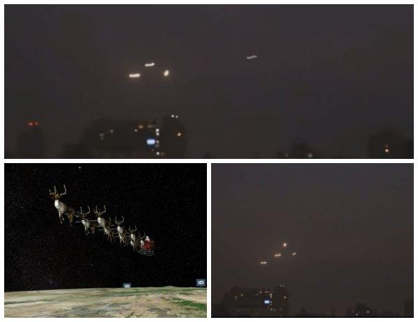 Новый год отменяется? Пришельцы с Нибиру похитили оленей Деда Мороза и скрылись в Петербурге