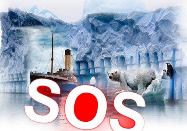 Ледники растают — люди погибнут? Солёные подводные озёра разъедают кожу