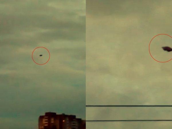 НЛО над Невой: Пришельцы изучают реки Санкт-Петербурга