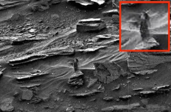 Принцесса Нибиру захватила Марс: Корабли ануннаков замечены возле Солнца