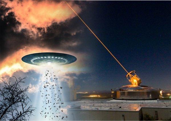 Нотр-Дам был пределом: Франция начала разработку боевого лазера для борьбы с пришельцами