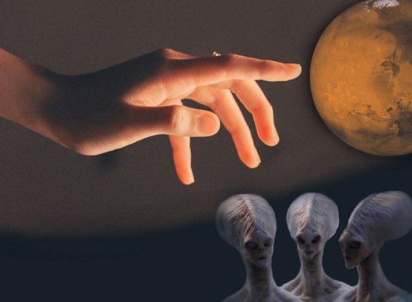 На Марс людей не отпустят: Человечеству суждено умереть на Земле из-за «инопланетных уравнителей»