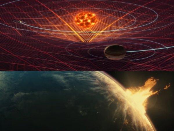 Миллиметровая чёрная дыра на Земле уничтожит Вселенную