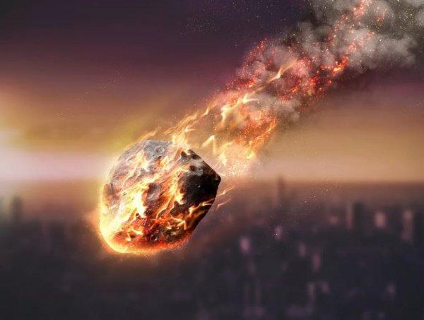 Метеорит с хондрами упадёт на Землю 18 мая - ESA
