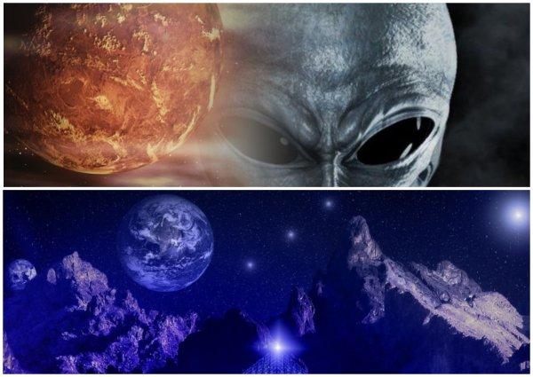 За атмосферой Венеры скрываются пришельцы – уфологи