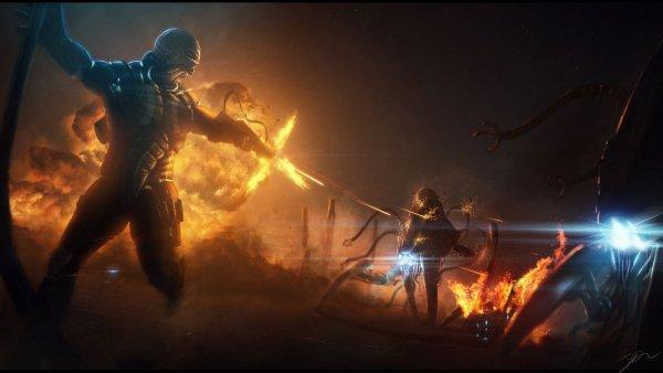 Беги, пришелец, беги: Инопланетяне покидают Москву после действий российской армии