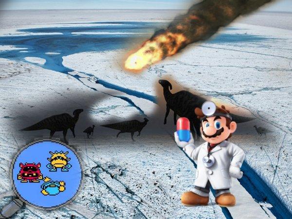 Холодильник Пандоры: В замёрзших озёрах Гренландии «спят» ужасные болезни