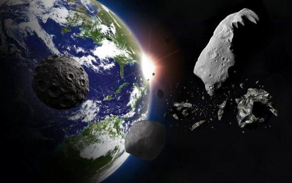 Всадники апокалипсиса не миф! Четыре опасных астероида летят к Земле