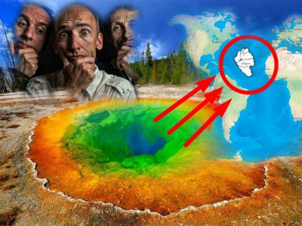 Ядернее Йеллоустона: Остров Пасхи «взорвёт» Землю запуском «кнопки Апокалипсиса»