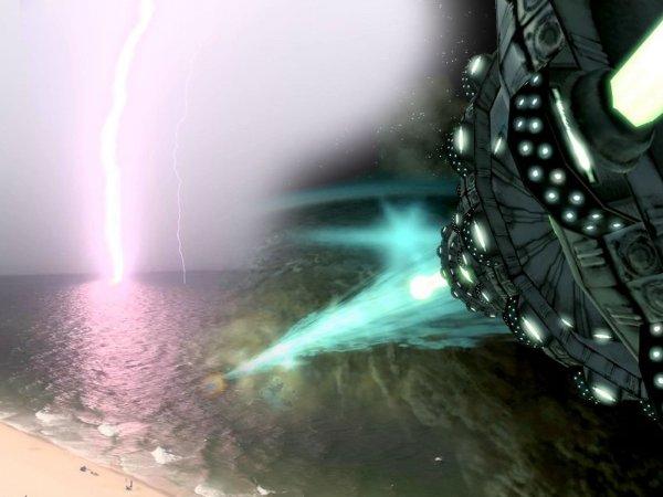 США ждёт конец: Луч смерти Теслы нашли пришельцы в Мексиканском заливе