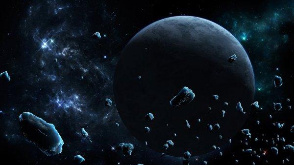 «Судный день – настал!» Астрономы NASA сняли тысячи астероидов летящих к Земле