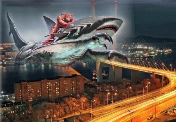 Морские дьяволы атакуют Приморье: Прибытие Нибиру пробудило пришельцев-убийц