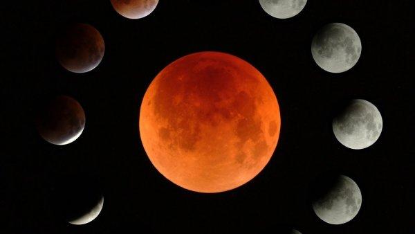 Лунное затмение - в семье пополнение: 16 июля назвали идеальной датой для зачатия
