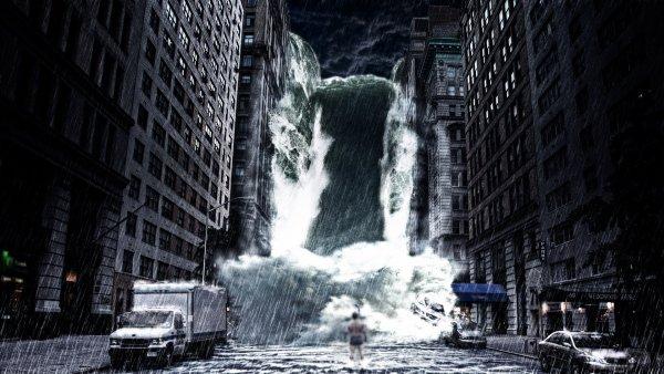 Нибиру атаковала Иркутск! Пришельцы из Байкала устроили наводнение